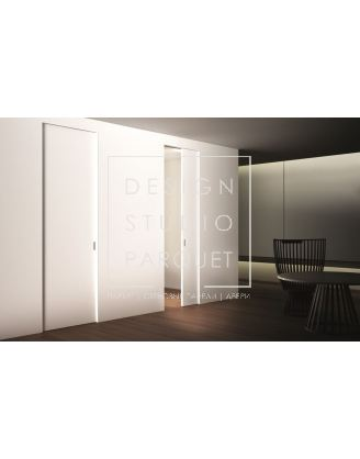 Межкомнатная дверь Aleph Accademia Face Scomparsa