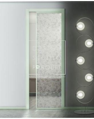 Межкомнатная дверь Aleph Accademia Tape 90 Scomparsa