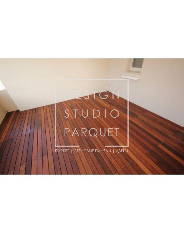 Террасная доска Art E Parquet Deck Experience Ипе