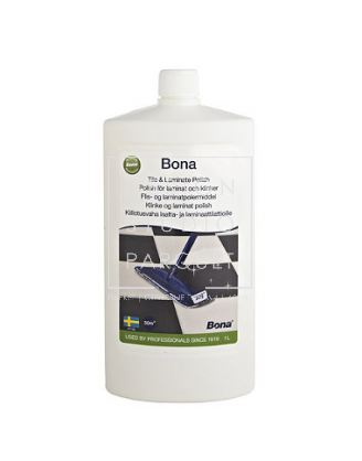 Bona Tile & Laminate Polish для плитки и ламината п/мат