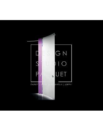 Межкомнатная дверь Casali Bi-color Grape-White