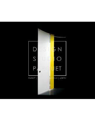 Межкомнатная дверь Casali Bi-color Pinapple-White