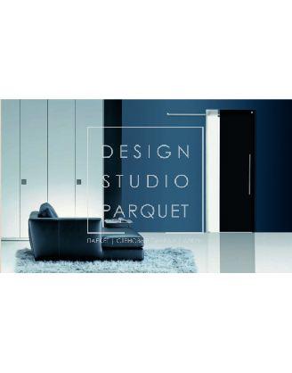 Межкомнатная дверь Casali Bi-color White-Black