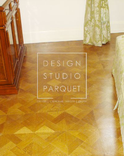Модули паркета EWF Officine Parquet Classic Collection Paglia di Vienna