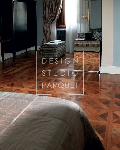 Модули паркета EWF Officine Parquet Classic Collection Primavera di Versailles