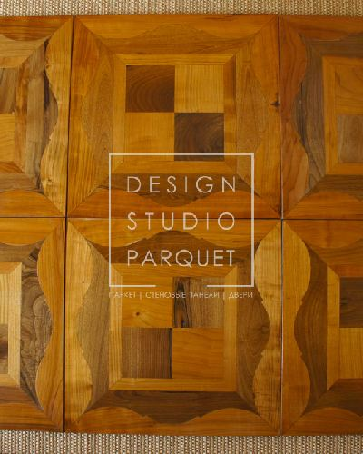 Модули паркета EWF Officine Parquet Classic Collection Santaflora