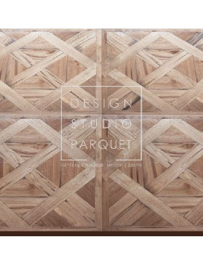 Модули паркета EWF Officine Parquet Classic Collection Versailles Дуб