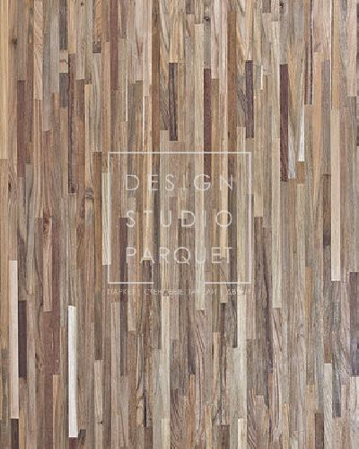Массив паркета Indoteak Design Teak Plywood ITD-147
