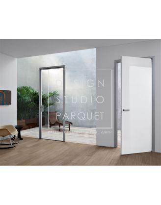 Межкомнатная дверь Lualdi Blues Стекло прозрачное
