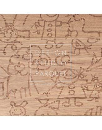 Инженерный паркет MAFI Carving Kids