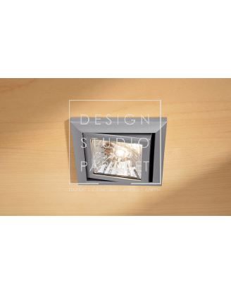 Встраиваемый светильник Meister Recessed lights Low-voltage downlight Quadro 20 Вт