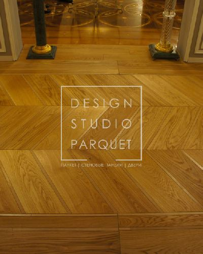 Инженерный паркет EWF Officine Parquet Pret a Porter Nature