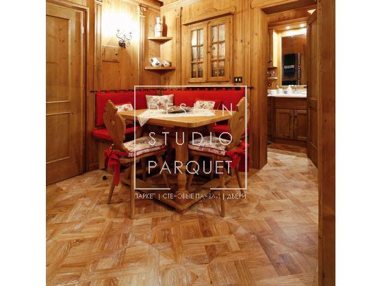 Художественный паркет Garbelotto Creator Quadrotte Плитка Asia