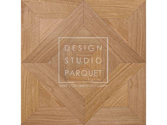 Художественный паркет Garbelotto Creator Quadrotte Плитка Australia