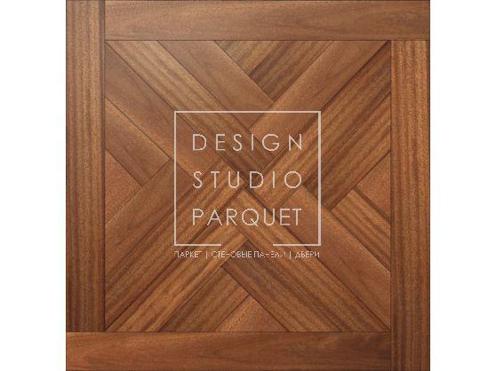 Художественный паркет Garbelotto Creator Quadrotte Плитка Tamigi