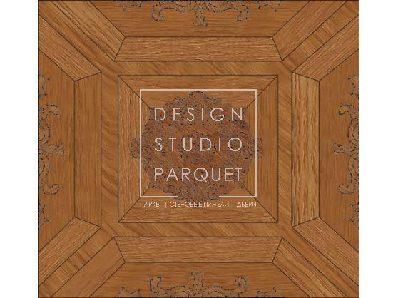 Художественный паркет Garbelotto Creator Tappeti Laser Лазерные ковры Ferdinando II