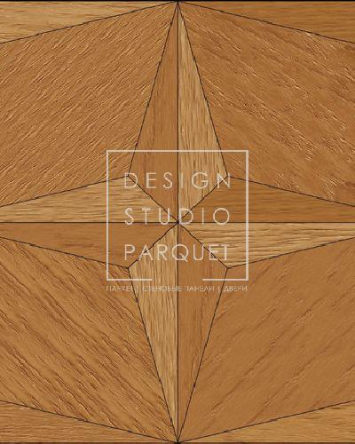 Художественный паркет Garbelotto Creator Tappeti Laser Лазерные ковры Filippo II