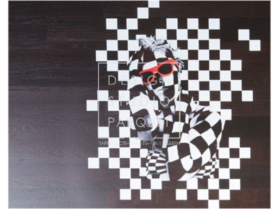 Инженерный паркет Garbelotto Graffiti Граффити