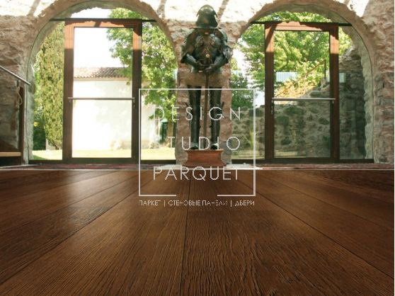 Инженерный паркет Garbelotto Listo Floor Oak Дуб антик 140/150 мм