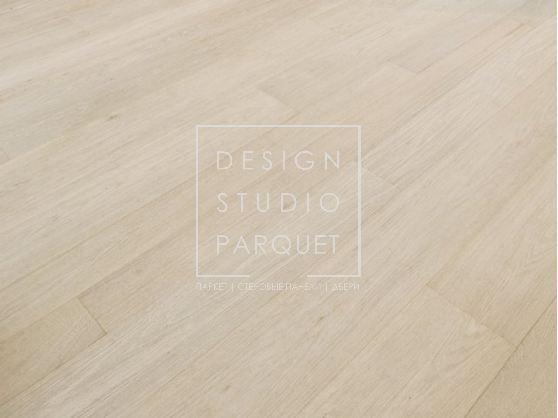 Инженерный паркет Garbelotto Listo Floor Oak Дуб беленый 65/70 мм