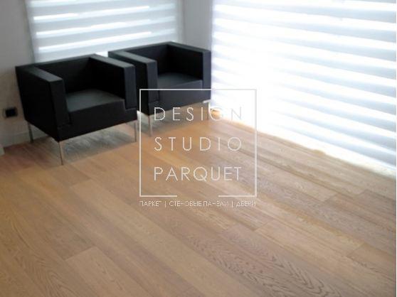 Инженерный паркет Garbelotto Listo Floor Oak Дуб натурализованный 140/150 мм
