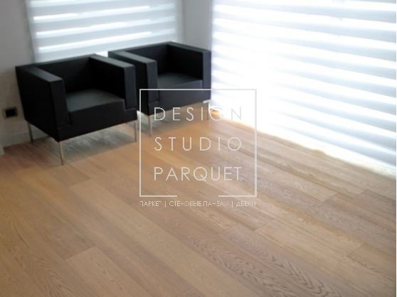 Инженерный паркет Garbelotto Listo Floor Oak Дуб натурализованный 65/70 мм