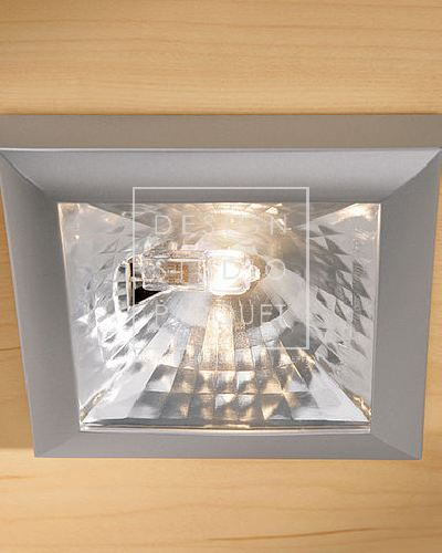 Встраиваемый светильник Meister Recessed lights Low-voltage downlight Quadro 35 Вт