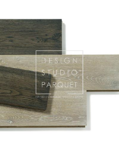 Массив паркета Parquet In Old Chic Collection Tavole Country Дуб белый