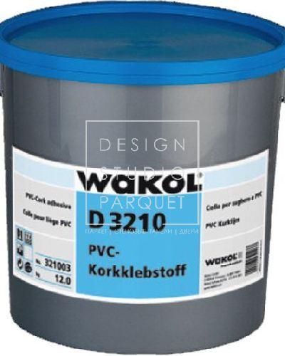 Клей для пробки WAKOL D 3210