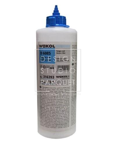 Паркетный клей на водной основе WAKOL D 6085