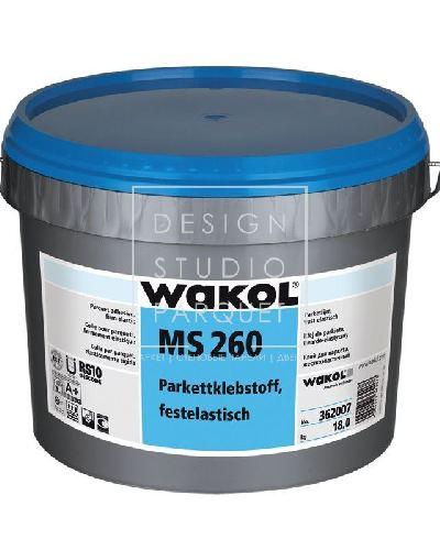 Клей на MS-полимерной основе WAKOL MS 260