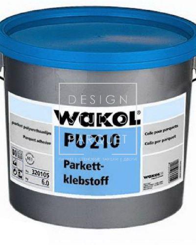 Двухкомпонентный полиуретановый клей WAKOL PU 210