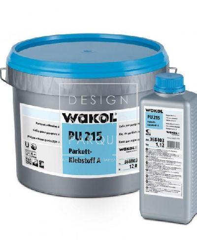 Двухкомпонентный полиуретановый клей WAKOL PU 215