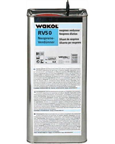 Грунтовка-растворитель WAKOL RV 50